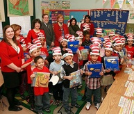 YONKERS PARTNERS IN EDUCATION FAMILY LITERACY PROGRAM