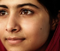 On October 9, 2012, 15-year-old Malala Yousafzai of Pakistan was shot in the head by the Taliban. It was a failed attempt to silence her — and her lea