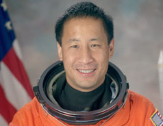 Photograph of Ed Lu