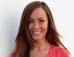 Photograph of Amanda Lindhout